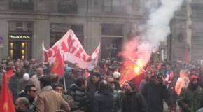 Meglio gli operai in piazza che il sindaco Renzi in tv!
