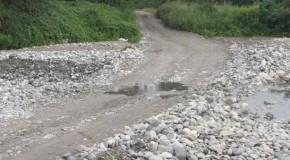 TORRENTE CARZA: le infinite drammatiche conseguenze dell'Alta Velocità in Mugello.