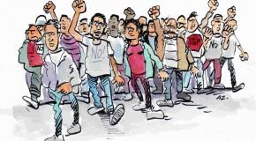 Mape-Tecnol SrL: solidali per non smettere di scioperare