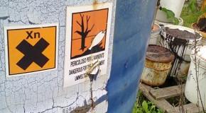 RIFIUTI CHIMICI IN RIVA ALLO STURA