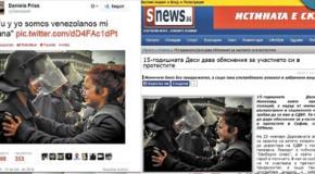 Le false notizie sul Venezuela