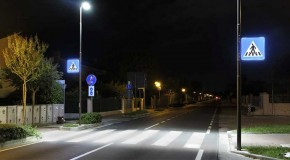Rendere più sicuri gli attraversamenti pedonali